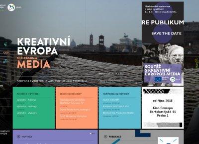 Kreativní Evropa - Media